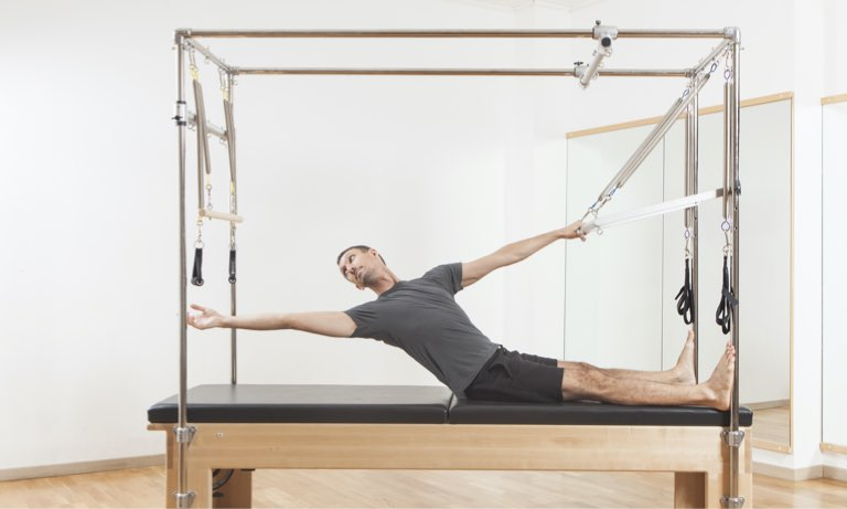 Total pilates private sessions