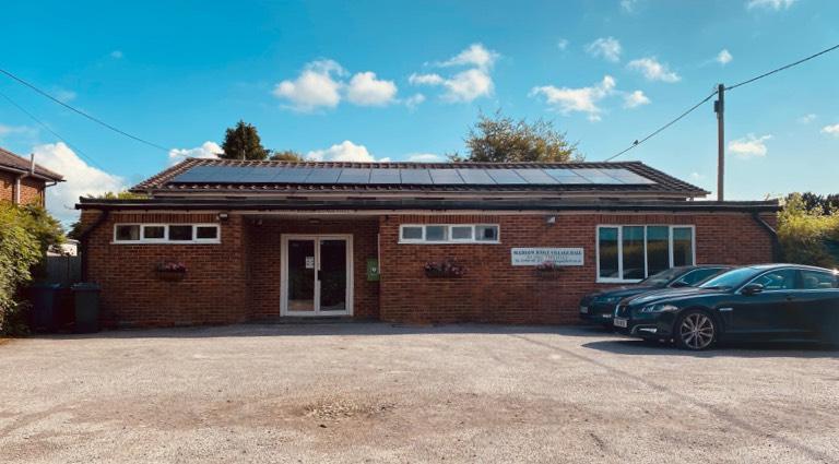 Bledlow Ridge village hall